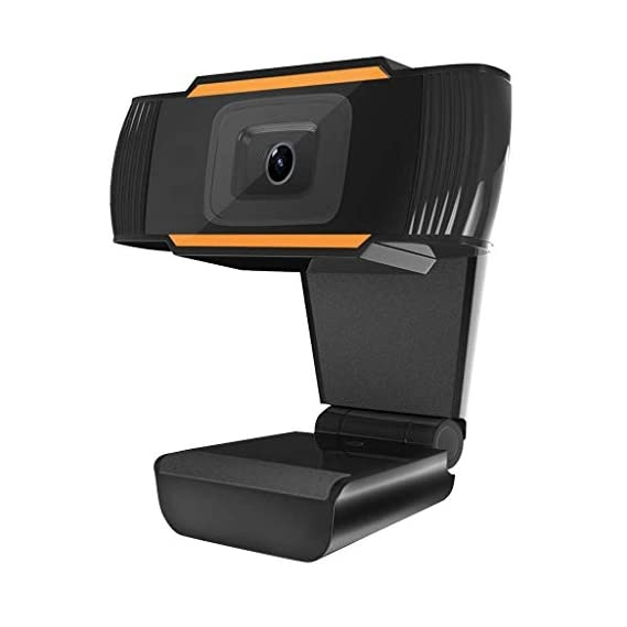 CASE U HW1 1080P Webcam with Microphone and Privacy Cover; 360