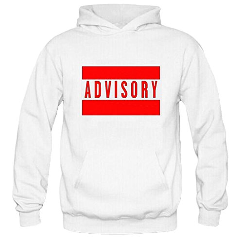Mens Pullover Hoodie,Mens Crewneck Long Sleeve Graphic Printed Letter Hooded Sweatshirt with Kangaroo Pockets (Red, XXL=US L) by DUBUK