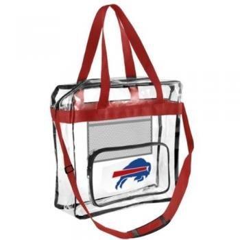 Buffalo Bills NFL Clear High End Messenger Bag Buffalo Bills Collectibles