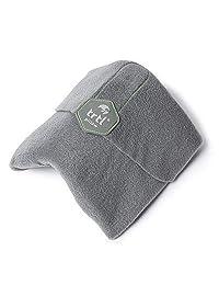 Trtl Pillow - Scientifically Proven Super Soft Neck Support Travel Pillow - Machine Washable Grey