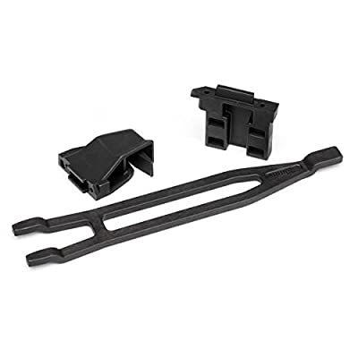 Traxxas 7426X Tall Battery Hold-Downs (allows installation of taller batteries): Toys & Games