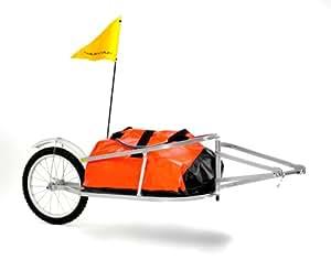 Adventure CT1 - Remolque plegable para bicicletas