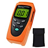 Best Gauss Meters - HandHeld Digital EMF/ELF 30Hz to 300Hz (mG)(µT) Single Review