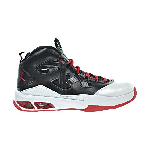 Jordan Melo M9 (GS) Big Kid's Shoes Black/Gym - Kids Melo Shoes