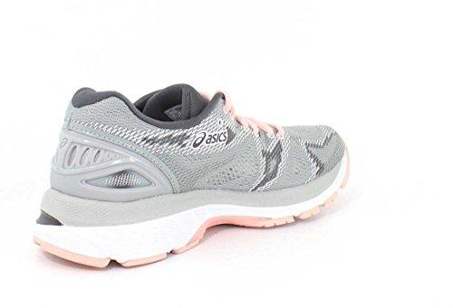 Asics Femmes Gel-nimbus 20 Sp Chaussure De Course Gris Moyen / Gris Moyen / Rose Seashell
