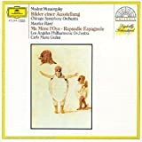 Mussorgsky: Pictures at An Exhibition; Ravel: Ma Mere l'Oye, Rapsodie Espagnole