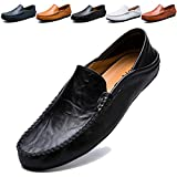 Best Driving Shoes - MCICI Mens Loafers Moccasin Driving Shoes Premium Genuine Review