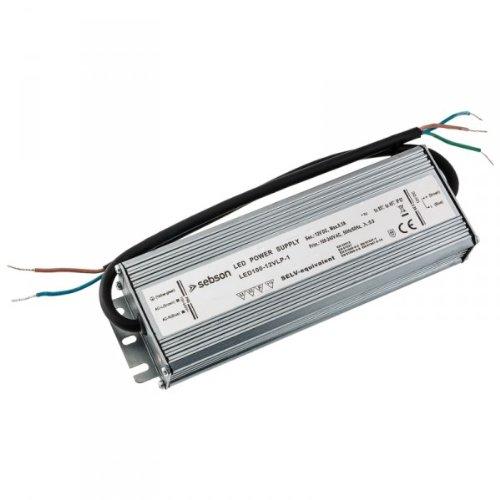 LED Transformator SEBSON LED Treiber LED Trafo 12V 50W LED Treiber 12V 50W