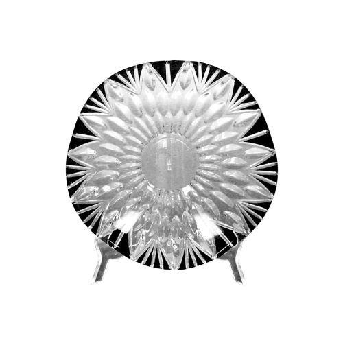 Dale Tiffany GA80086 Black Ridge Decorative Bowl, 13-Inch by 3-3/4-Inch (Bowls Tiffany)