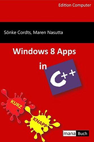 Windows 8 Apps in C++