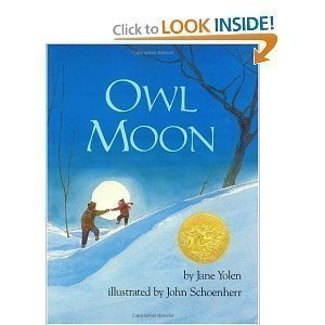 Owl Moon by Yolen, Jane (1989) Paperback