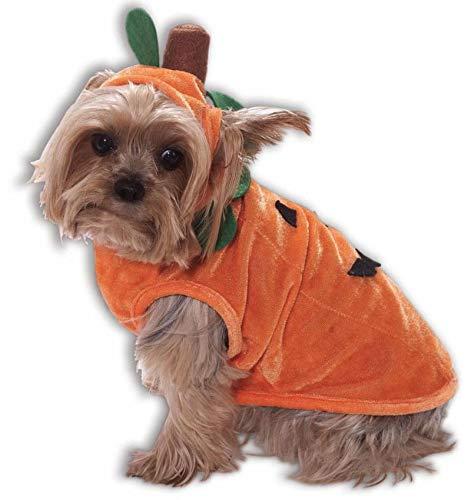 Forum Novelties Pumpkin Pet (Promo) Costume, Small ()