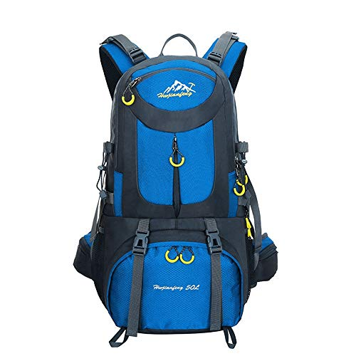 YINUO Backpack Outdoor Sharpening Mountaineering Bag Hiking Bag Men And...