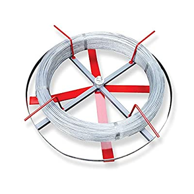 Red Brand Spinning Jenny Wire De-Reeler - Made in USA