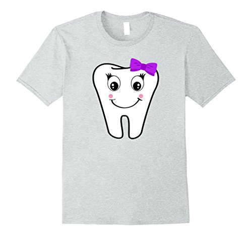 Mens Tooth Fairy Molar Halloween Costume T-shirt Small