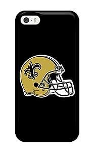 Awesome JVtdDEL5270aoedh DanRobertse Defender Tpu Hard Case Cover For Iphone 5/5s- New Orleans Saints Helmet