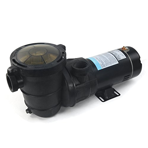 1.5 HP Self Primming Above Swimming Pool Pump 2'' NPT With Strainer Basket by XtremepowerUS