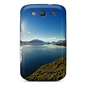 New Arrival Case Specially Design For Galaxy S3 (lake Wakatipu Landscape)