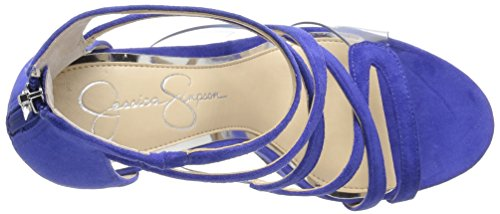 Jessica Simpson Women's Roelyn Heeled Sandal New Cobalt for sale very cheap cheap lowest price pay with visa DBuevy