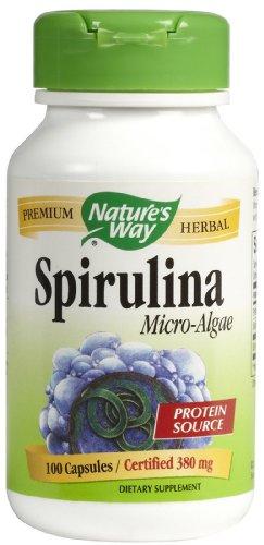 Natures Way Spirulina