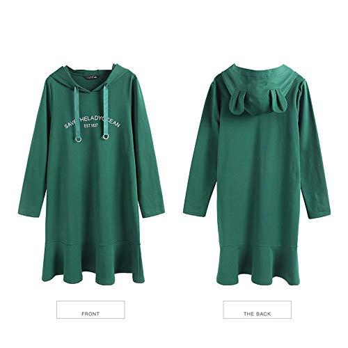A Inverno Maglione Lungo Modelli Del Autunno Signore Vestono Grande Formato Le Vestito I Kmgjc Di E Dal qOa78wHS