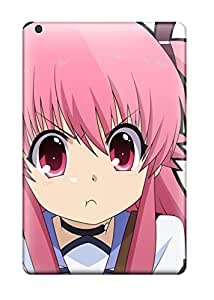 Hot New Angel Beats Case Cover For Ipad Mini/mini 2 With Perfect Design