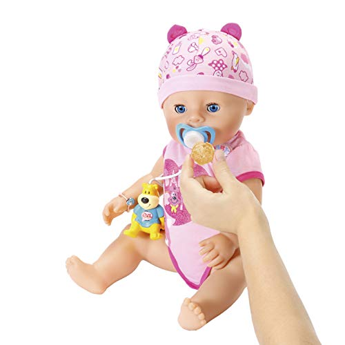 Zapf Interactieve Speen Baby Born Accesorios para mu/ñecas
