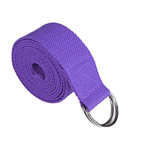 Slendima 1.8 M Yoga Stretch Strap, Resistance Training Belt