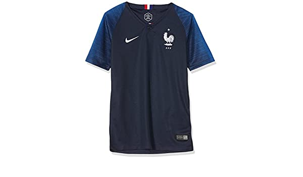 Nike Niños FFF y NK BRT Halmstad JSY SS HM Camiseta de fútbol: Amazon.es: Deportes y aire libre