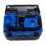 Kobalt 24-Volt Max 3-Gallon Cordless Shop Vacuum
