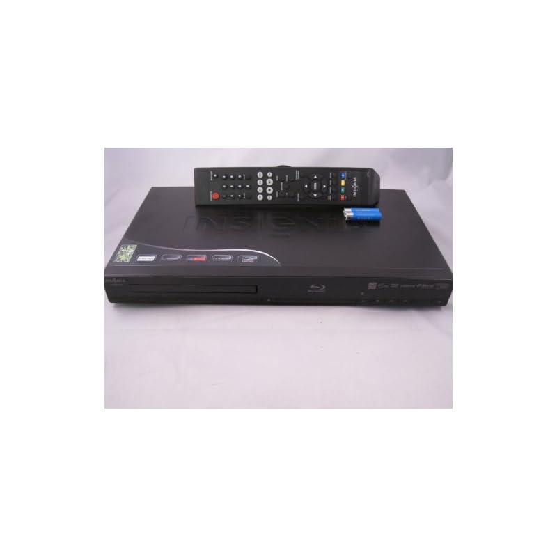 Insignia NS-BRDVD4 Full 1080p Blu-ray Pl