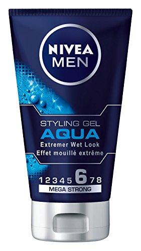 Nivea Men Aqua Styling Gel, 150 ml