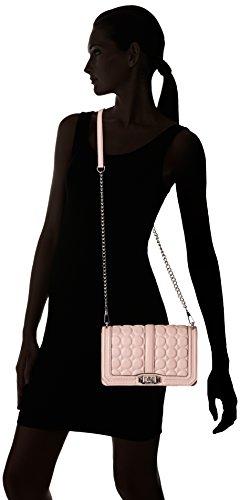 Cross Bag Blush Rebecca Body Quilt Circle Love Minkoff FqTIA