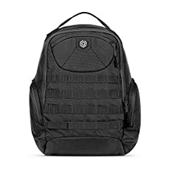 The versatile Mission Critical S.01 Daypack Zip was the first-ever daypack designed to integrate with a baby carrier. It seamlessly connects to the Mission Critical S.01 Baby Carrier using a MOLLE-interface and evenly balances your baby's wei...