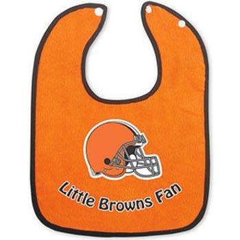 NFL Cleveland Browns Baby Bib