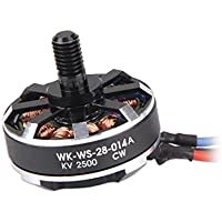New Walkera F210 Spare Part F210-Z-21 KV2500 CW Brushless Motor WK-WS-28-014A By KTOY
