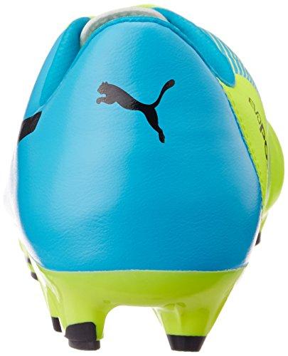 Puma Fotballsko Evopower 3,3 Fg 103531 01 Fotball Menn Sikkerhet Gul-svart-atom Blå