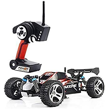 Blomiky A959 50KMH 2.4GHz 4WD High Speed Remote Control Vehicle RC Cars for Adults and Big Kids A959 Blue
