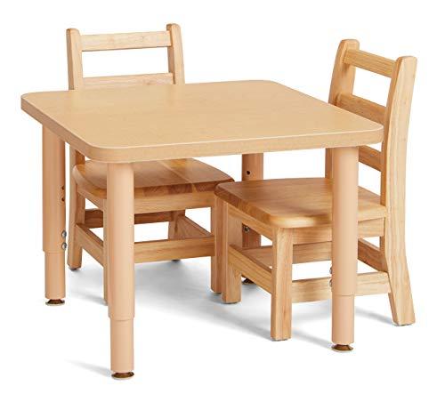 Jonti-Craft 6253JCP251 Purpose+ Square Table (Jonti Craft Square Activity Table)
