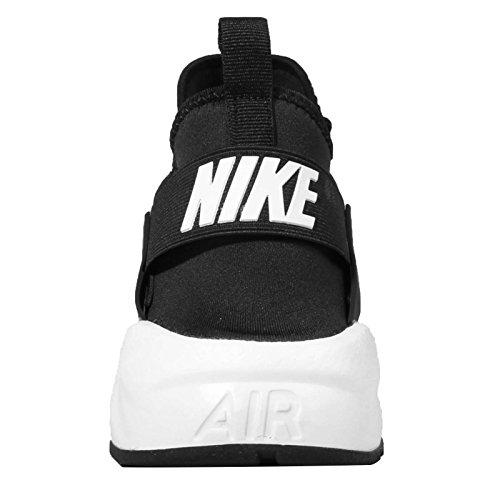 Nike Mens Air Huarache Run Ultra, BLACK/WHITE-ANTHRACITE-WHITE, 12 M US