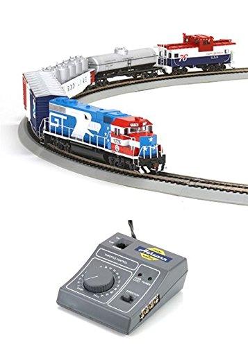 Athearn Ho Body (Athearn - HO GP38-2 Iron Horse Train Set, GT/Bicentennial)