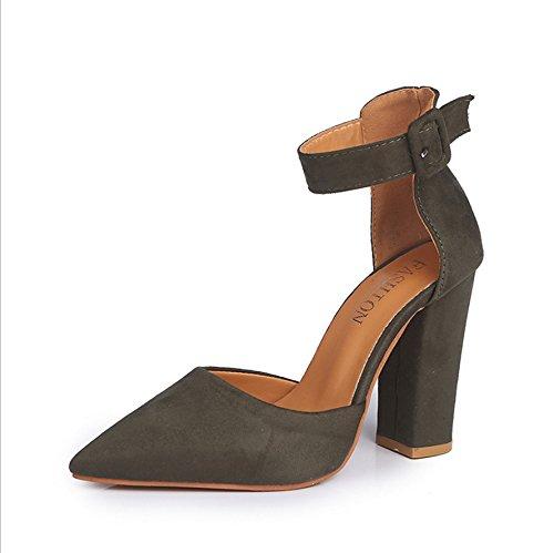 Solo con mujer Thirty y la alto tacón Donyyyy zapatos seven tacón alto 6qId6