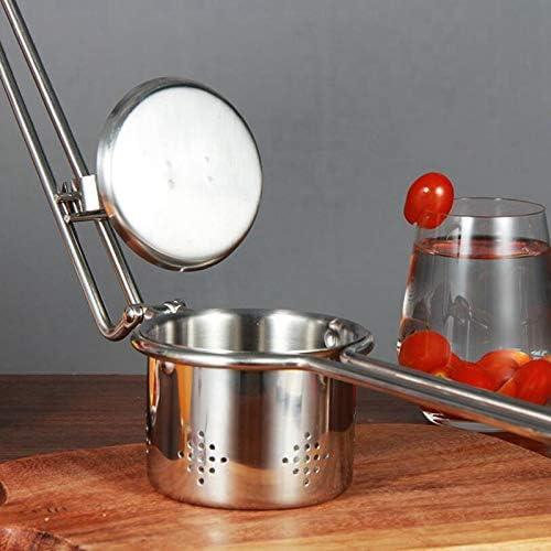 Fransande Potata Masher Manual Juicer Limón Exprimidor Prensa Suplemento Alimentos Máquina Multifuncional Herramientas de Cocina
