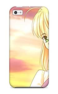 MMZ DIY PHONE CASE6323010K60171054 ipod touch 5 Case Bumper Tpu Skin Cover For Fate/stay Night Accessories