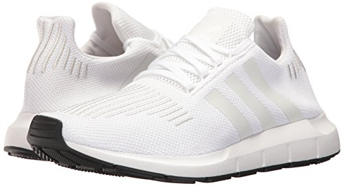 adidas Originals RUN Shoes,WHITE/CRYSTAL WHITE/BLACK,11 US