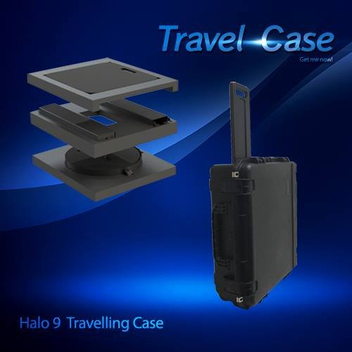 iPad Photo Booth Kiosk Portable Photo Booths System by Halo 9