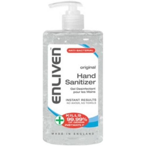 Enliven Hand Sanitizer Original 500ml Ref 502169 106742 Amazon Co