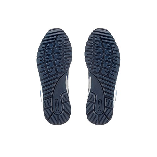Reebok Royal Glide Syn, Zapatillas de Trail Running Para Niños Blanco (White/Collegiate Navy 000)