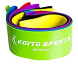 Exercise-Bands-Premium-Set-of-6-Fitness-Resistance-Loop-Bands-12x-2-plus-E-book-Workout-Manual-by-Koyto-Sports