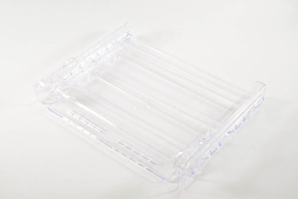 Samsung DA97-06135A Refrigerator Freezer Lower Drawer Cover Genuine Original Equipment Manufacturer (OEM) Part